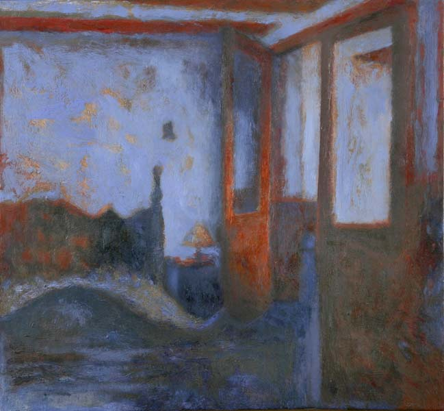 'Comes and Goes' 2007, oil on gesso